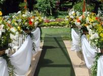 Сезонные свадьбы.